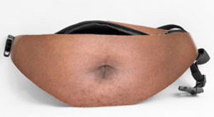 Funny Dad Belly Fanny Pack