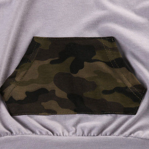 Baby 2-Piece Camouflage Outfit