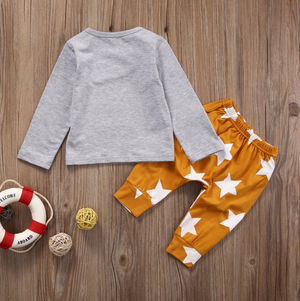 Baby 2-Piece Deer Outfit