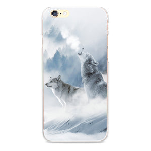 Wolf Awareness iPhone Case