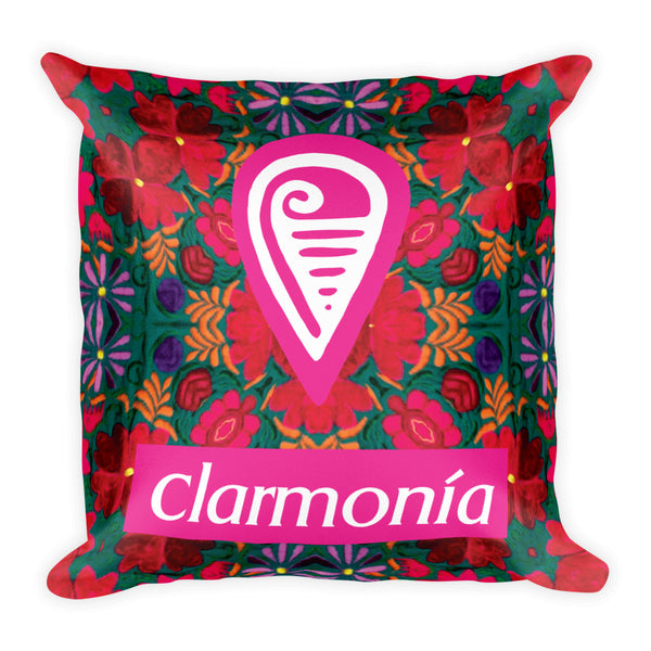 Clarmonia Square Pillow