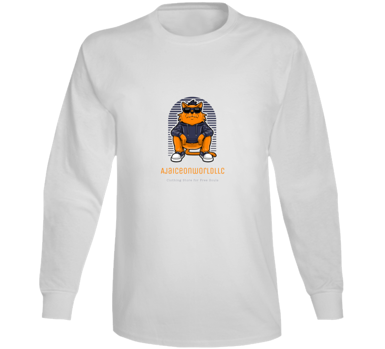 Ajaiceonworldllc Long Sleeve