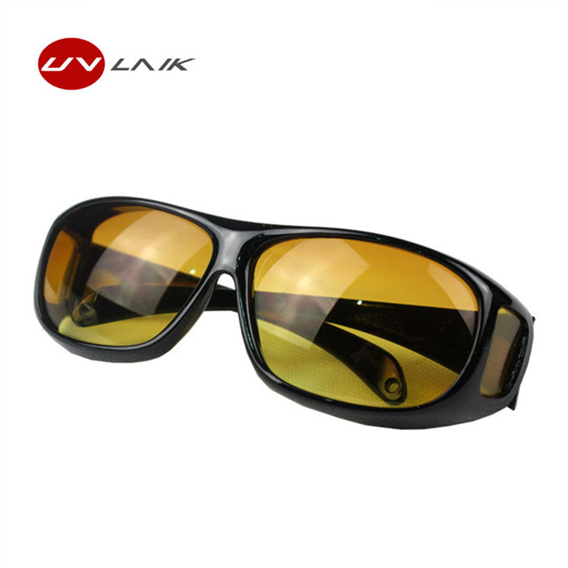 HD Vision Glasses Over Wrap Arounds Sunglasses