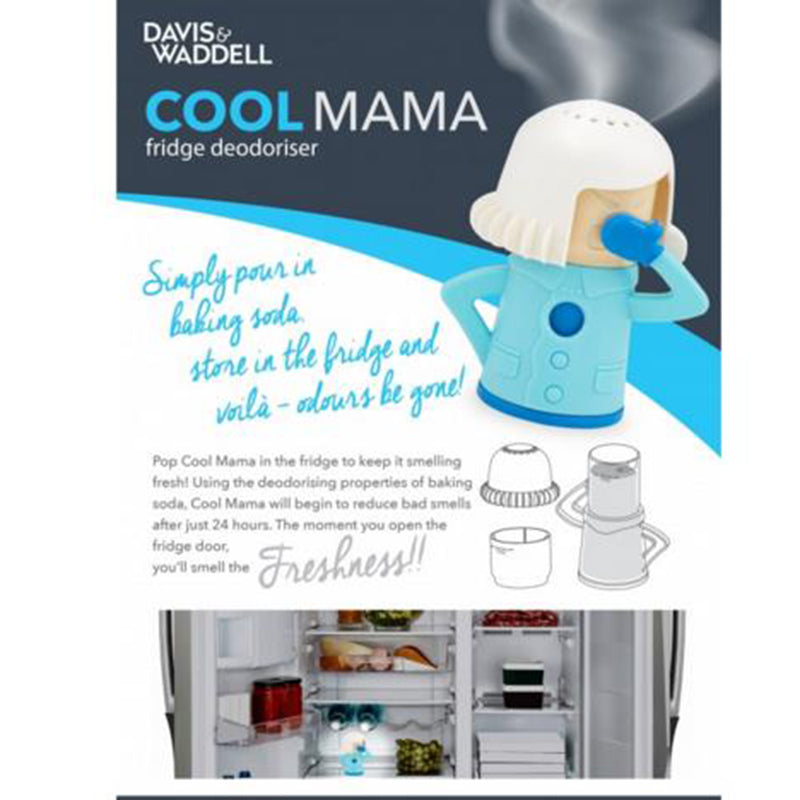 New Cool Mama Chilly Mama Angry Mama Microwave Cleaner