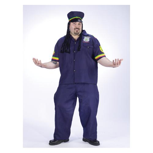 WAY HIGH PATROLMAN PLUS SIZE