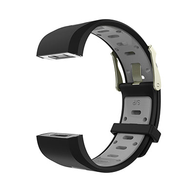 silicone Strap Watchband For Fitbit charge 2 band Activity Tracker bracelets