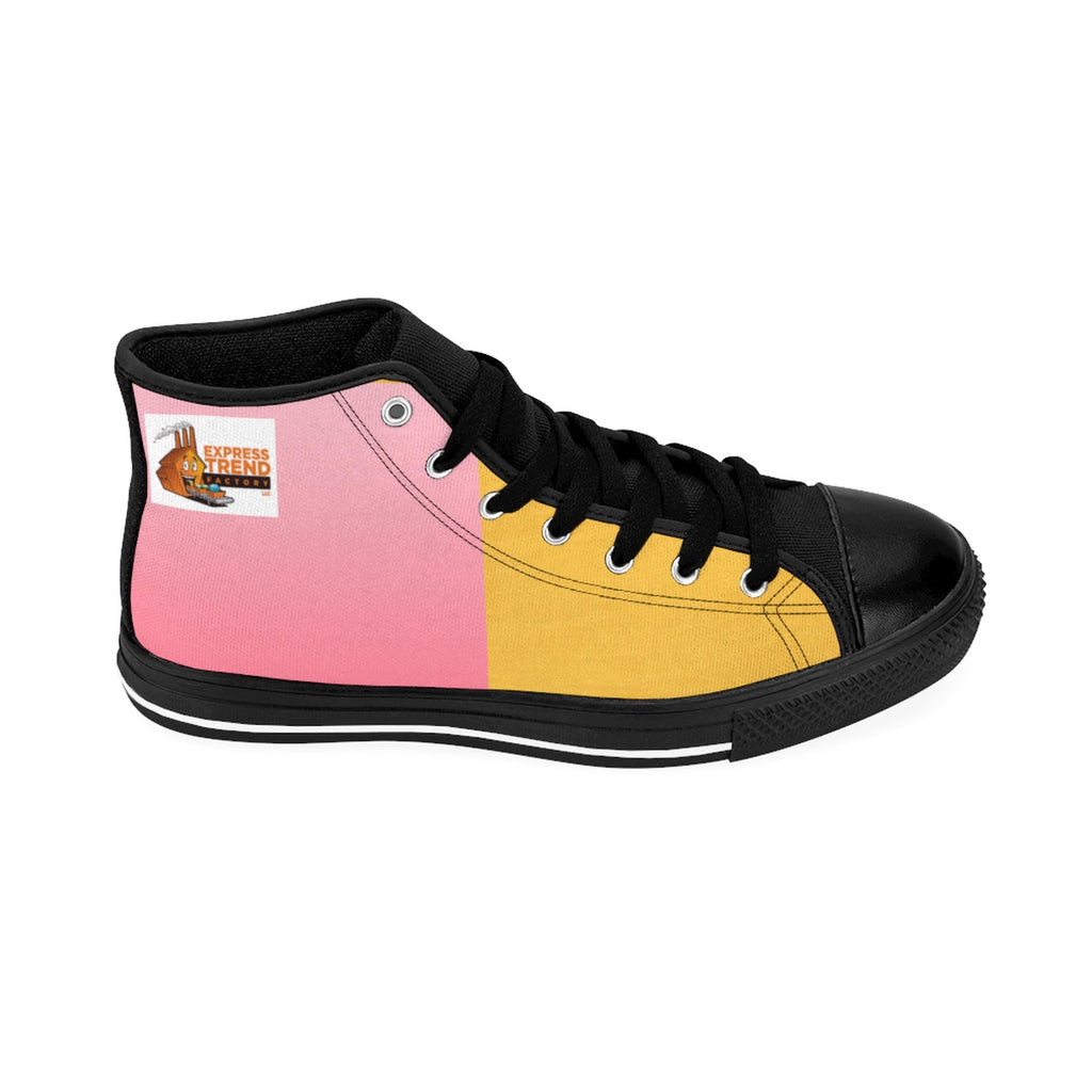 Men's High-top  Love Sneakers