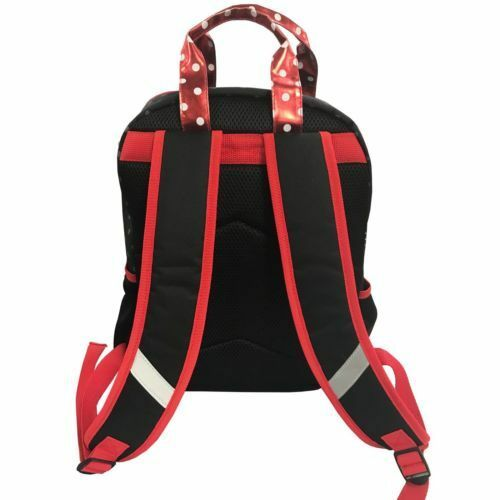 Minnie Mouse Backpack with Lip Gloss