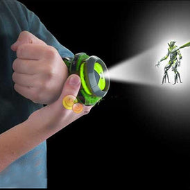 Ben 10 Omnitrix Projector Watch