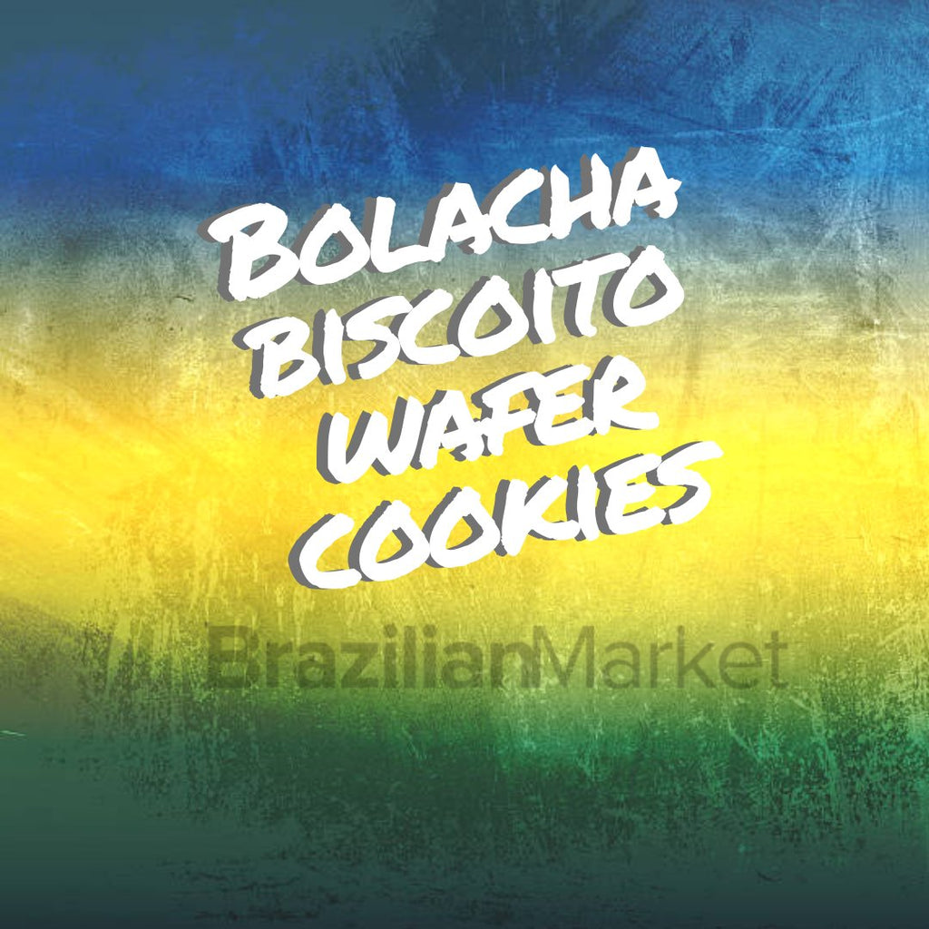 Biscoitos,Bolachas e Wafer / Cookies and Wafers