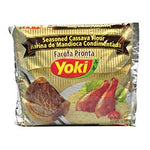 Farofa de mandioca temperada Yoki  / Cassava Seasoned Mix