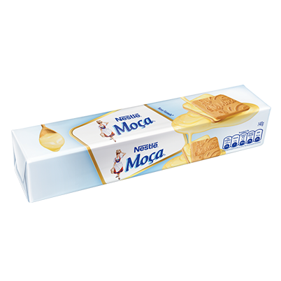 Bolacha moça ( NESTLE) - new