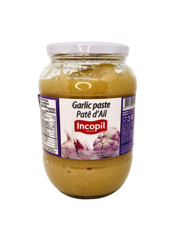 Massa de alho ( Incopil 850g)/ Garlic paste