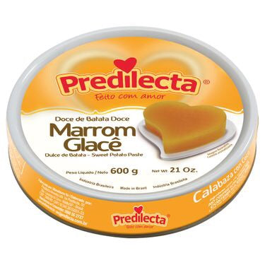 Marrom glacê( predilecta -600g)/ paste-sweet potato