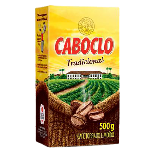 Café caboclo/brazilian coffee