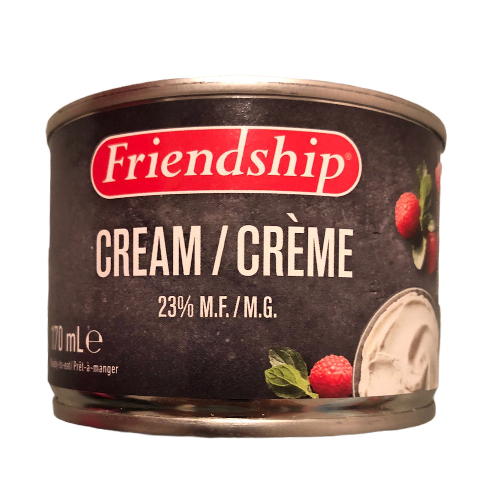 Creme de leite FRIENDSHIP - new