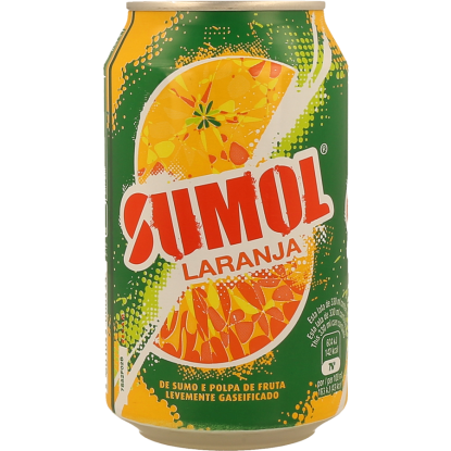 Sumol de laranja / orange drink