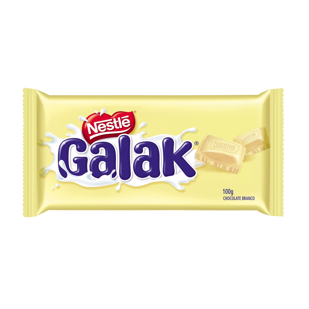 Chocolate Galak / White chocolate Galak