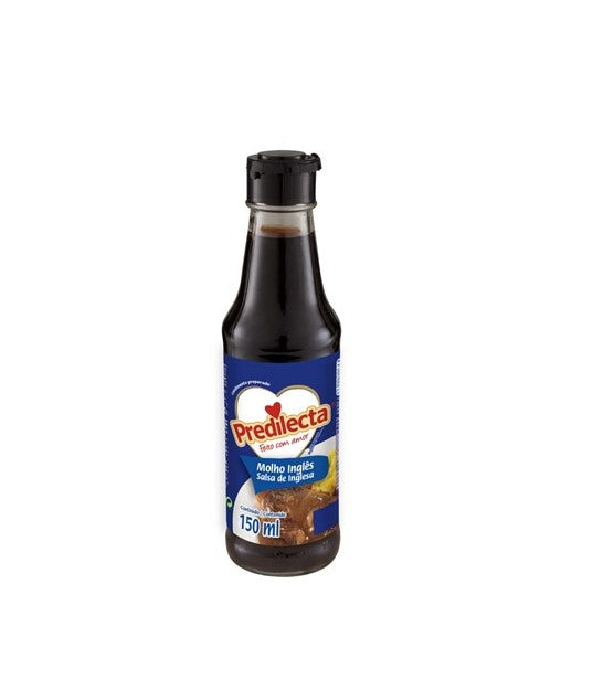 Molho inglês predilecta / Worcestershire Sauce