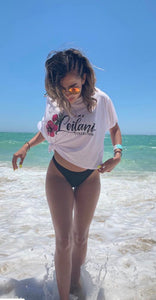 Leilani Off Shoulder T