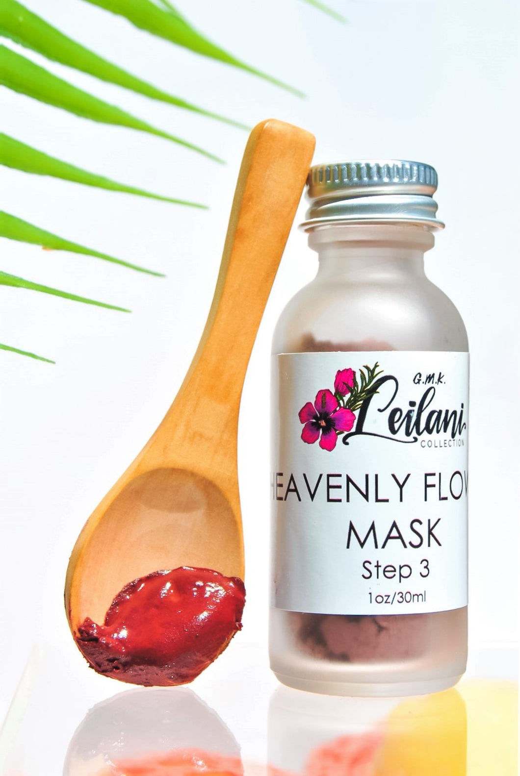 Heavenly Flower Mask