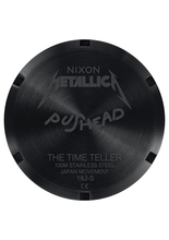 PUSHEAD, TIME TELLER, 37 MM - METALLICA