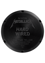 HARDWIRED, TIME TELLER, 37 MM - METALLICA