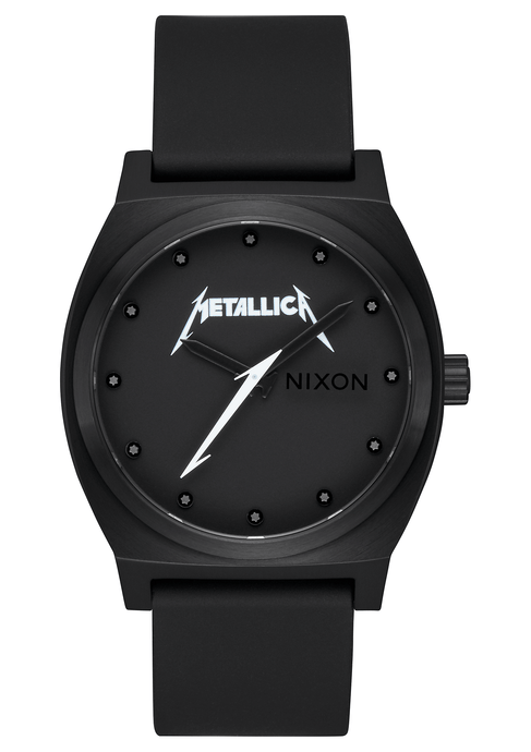 BLACK METALLICA, TIME TELLER, 37 MM - METALLICA HOLIDAY