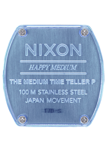 MEDIUM TIME TELLER P, 31 MM