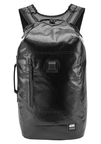 ORIGAMI BACKPACK - IMPERIAL PILOT BLACK SW