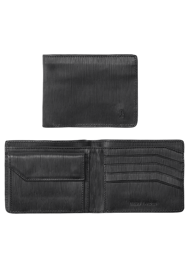 CARTERA ARC SE BI FOLD BLACK