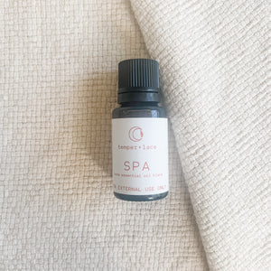 SPA ESSENTIAL OIL