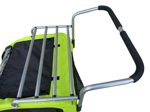 Cargo Utility Rack For Large Pet Stroller