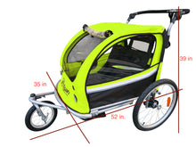 Stroller Cover for Child and Large Pet Stroller