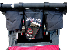 Booyah Organizer for Large Pet and Child Stroller. NOT for Baby Jogger NOR Bob Duallie