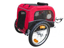 Booyah Small Pet Trailer - Orange