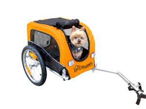 Booyah Small Pet Trailer - Orange PRE SALE