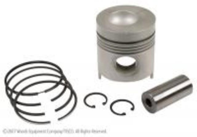 D6NN6108AB PISTON W/RINGS 030
