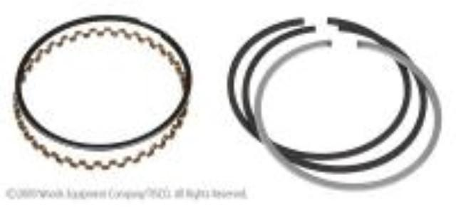 PRS6310D IH PISTON RING SET