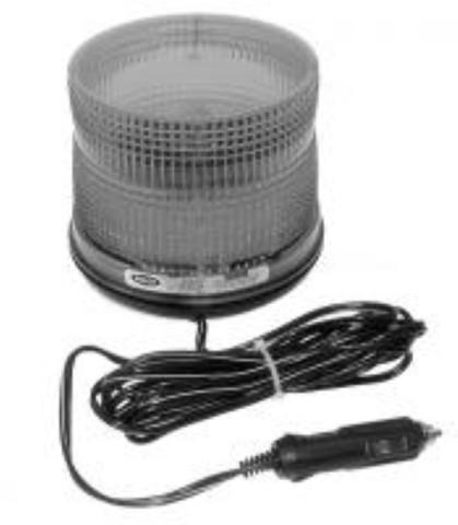 SL3416AD STROBE LIGHT 4IN AMBR DUAL FLSH