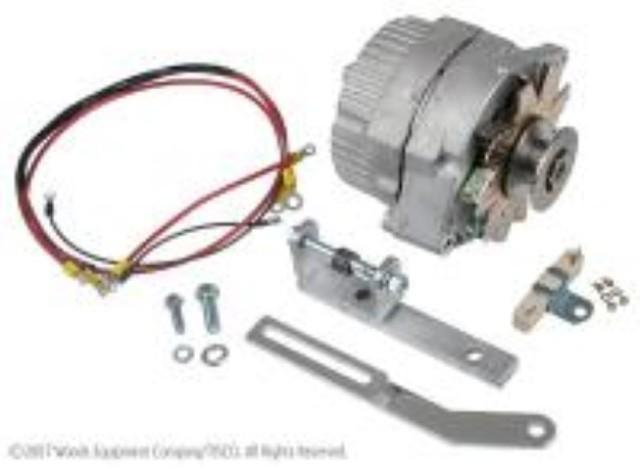 TO30ALT12V ALTERNATOR KIT