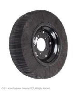 TP-AW30717 TAIL WHEEL 6X9 4 BOLT