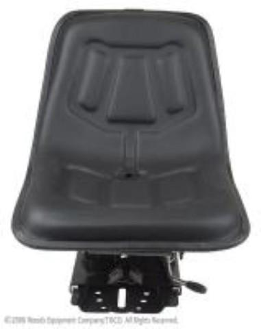 TS1510TB SEAT COMPACT 15IN BLK W/SUS