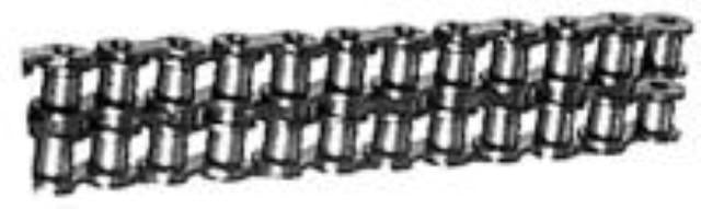 (10) RC60DP ROLLER CHAIN FT