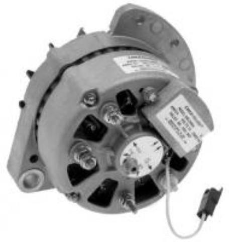 86520116 ALTERNATOR NEW W/PULLEY & FAN