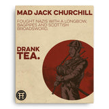 Mad Jack Churchill Canvas Print