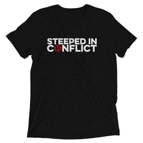Men's Steeped In Conflict T-Shirt