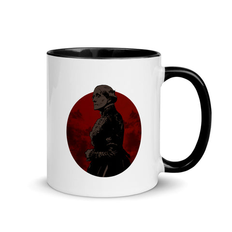 Susan B. Anthony Drank Tea Mug