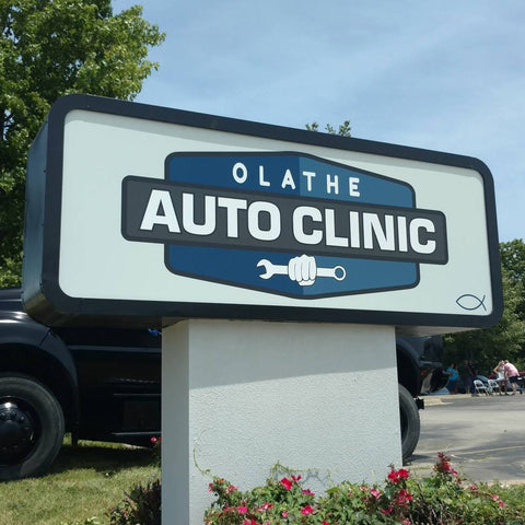 Full auto repair shop in Olathe Kansas Brakes Oil Changes Electrical Systems