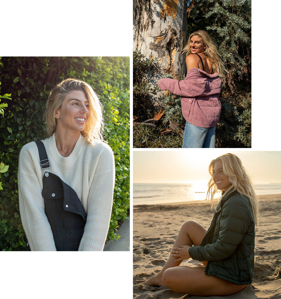 Sage Erickson Joins Outerknown